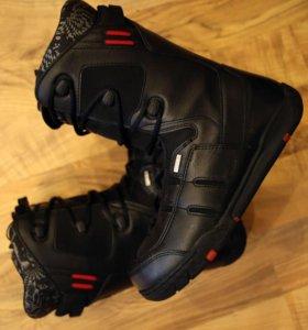 Ботинки RIDE сноубордические