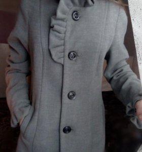 Драповое пальто 👑