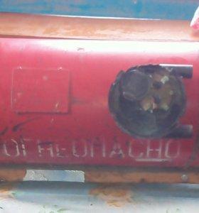 Газовое оборудование на машину