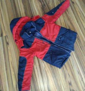 Зимняя куртка, 6-8 лет