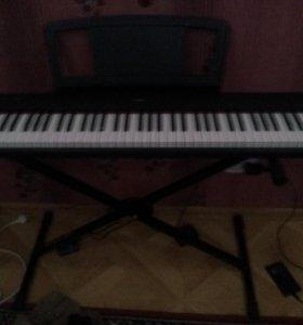 Электронное пианино педаль с подставкой