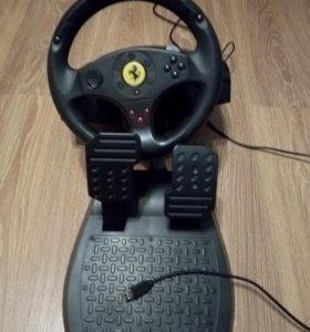 Игровой руль - Ferrari GT Experience RW