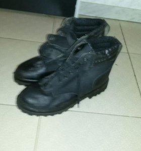 Берцы-ботинки