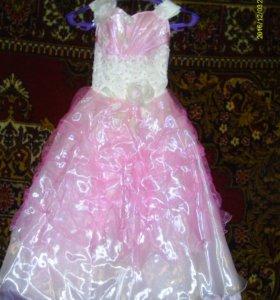 Платье, на  9-10 лет