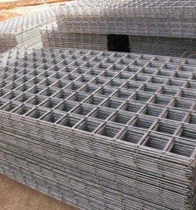 Сетка стальная арматурная