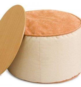Пуфик-столик