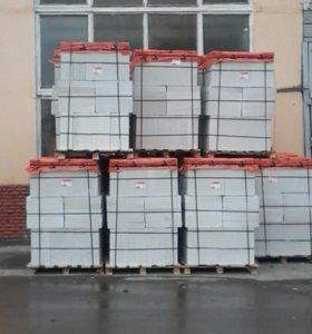 Газоблоки ( газосиликат ) с доставкой 3000 рублей