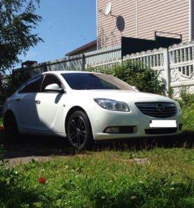 Opel Insignia 1,6 Turbo 2012