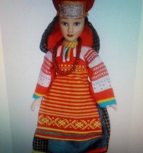 Кукла Праздничный костюм тамбовской области 29