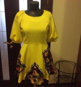 Платье,44-46