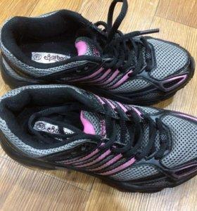 Новые дышашие кроссовки