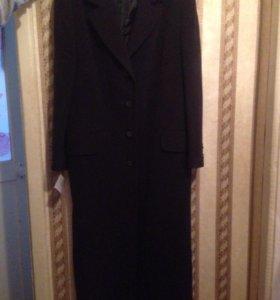 Пальто женское кашемировое 48 размер