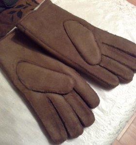 Перчатки мужские (новые), размер 9 (L) -24см