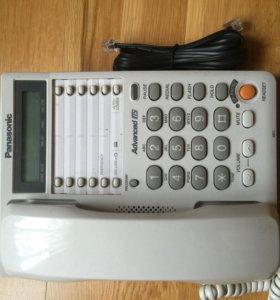 Телефон стационарный Panasonic KX-TS236RU