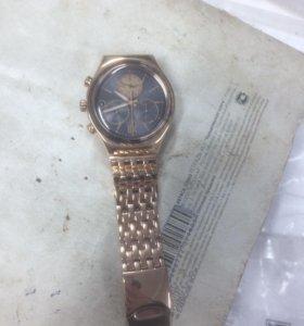 Швейцарские часы Swatch Irony