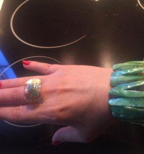Браслет+кольцо Испания на подарок