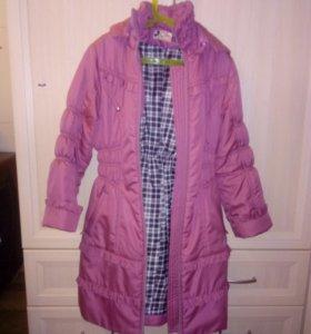 Куртка детская весна