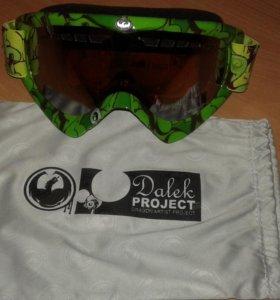 Новая маска для сноуборда Dragon