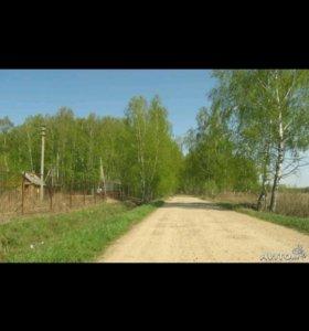 Участок 10 соток Озерской район 100км от мкад