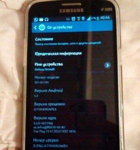 Телефон Самсунг гранд 2