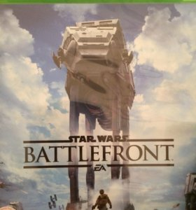 Игра для Xbox one Star Wars battlefront