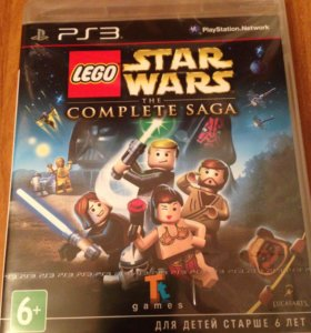 Lego The Complete Saga ps3