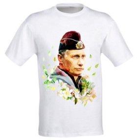 Печать на футболках, футболки с печатью