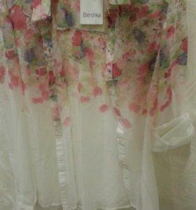 Блузка Bershka новая с этикетками