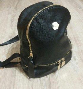 Рюкзак новый эко кожа