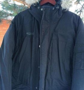 Куртка Columbia зимняя