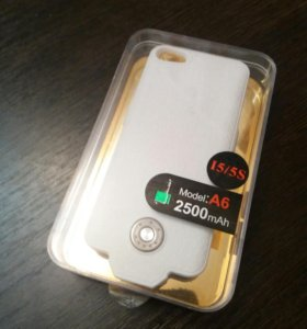 IPhone 5/5S Дополнительный аккумулятор