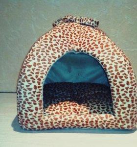 Уютный домик для питомца