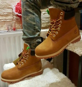 Ботинки Зимние ,Тимберленд