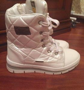 З8 размер. Зимние ботинки.