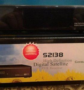 Спутниковый ресивер S2138