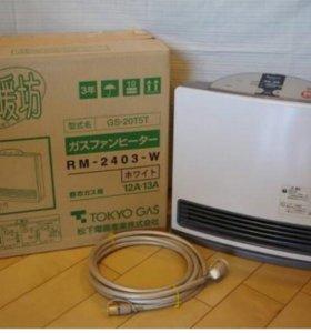 обогреватель газовый тепловентилятор