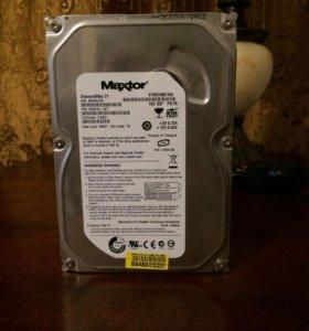 Жёсткий диск Maxtor 160gb