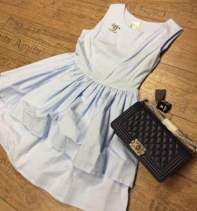 Пышное платье новое