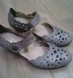 Туфли или сандали Rieker
