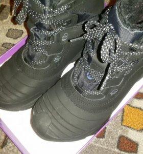 Ботинки зимние спортивные