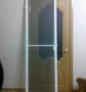 Дверь москитная для балкона