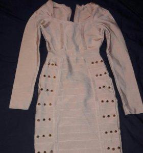 Платье-бондаж