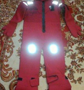 Спасательный костюм