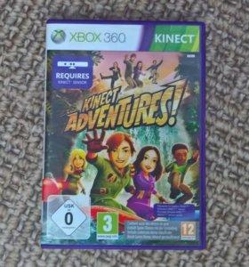 Xbox 360 Kinect Adventures!