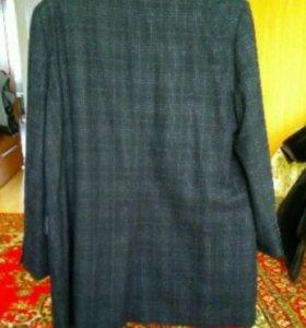 Пальто мужское кошемировое