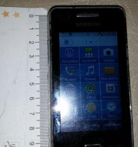 Смартфон Самсунг STAR-II GT-S5260