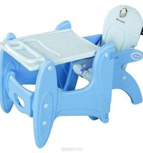 Детский стульчик-трансформер