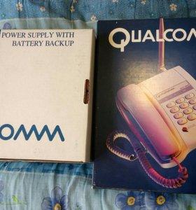 Телефон Qualcomm OCT-1000 (плюс аккумулятор)