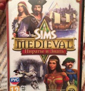The Sims Medieval. Пираты и Знать. Симс