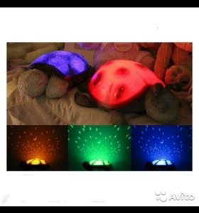 3в1 игрушка светильник ночник Звёздное небо